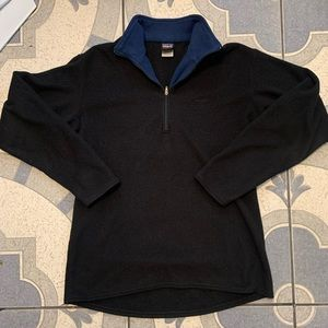 Vintage Patagonia Capilene 1/4 Zip Fleece Pullover